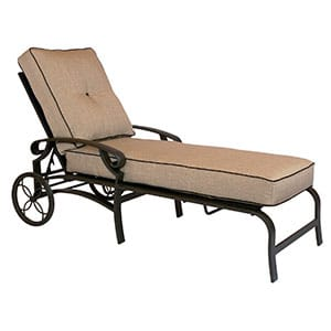MONTEREY CUSHION CHAISE