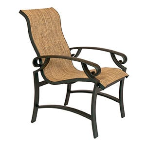 MONTEREY HIGH BACK DINING CHAIR