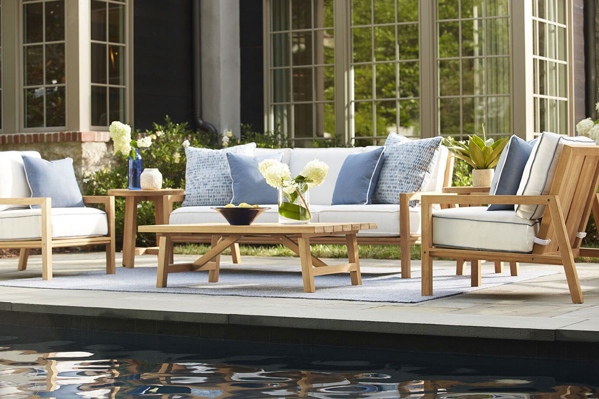 Commercial Contract Outdoor Furniture