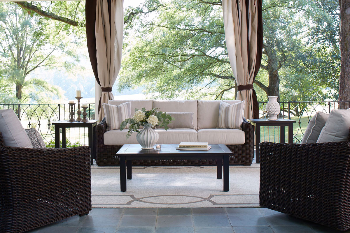 Contract Outdoor Furniture Huntington Collection