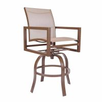 CYPRESS SWIVEL BAR STOOL