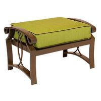 CINNAMON BAY CUSHION OTTOMAN