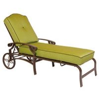 CINNAMON BAY CUSHION CHAISE