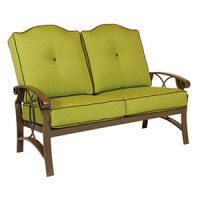 CINNAMON BAY CUSHION LOVE SEAT