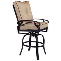 MONTEREY CUSHION SWIVEL BAR STOOL