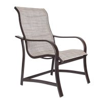 COASTAL GROVE HIGH BACK DINING CHAIR