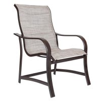 COASTAL GROVE ULTRA HIGH BACK DINING CHAIR