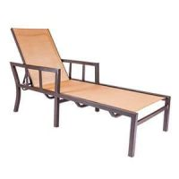 Contract Outdoor Furniture Walden Isle Sling Chaise Lounge