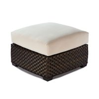 Commercial Outdoor Ottomans