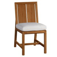 Commercial Outdoor Dining Chair